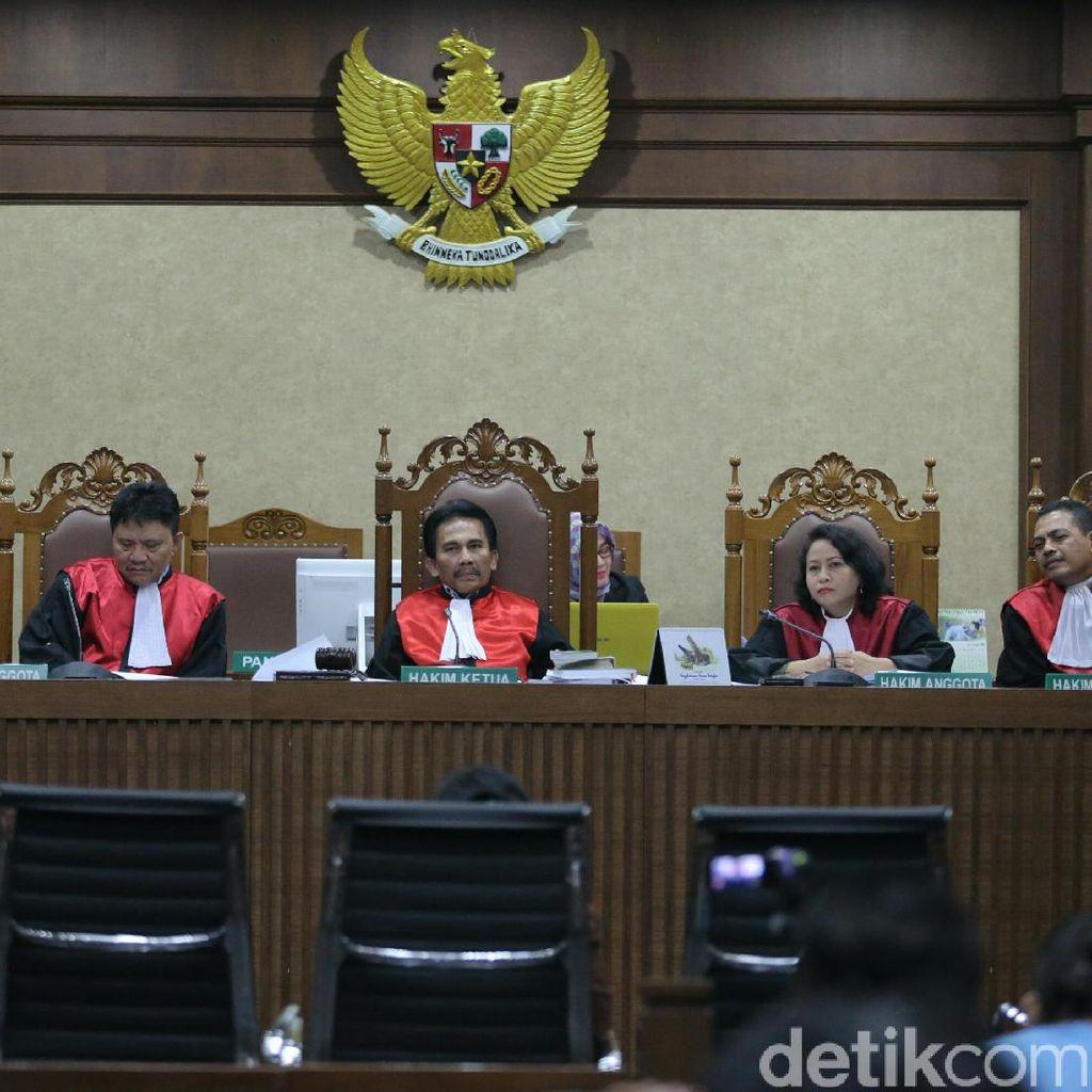 Sidang e-KTP Dilanjut Senin Pekan Depan, 10 Saksi Dipanggil