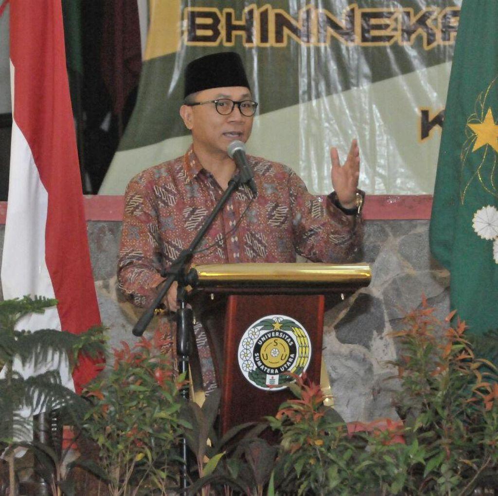 Ini Kata Ketua MPR Soal Pro Kontra Pabrik Semen Rembang