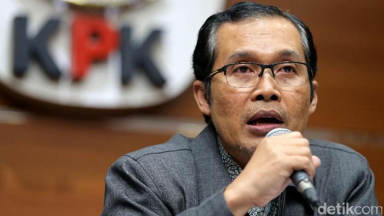 DPR Kirim Surat Minta Pemeriksaan Novanto Ditunda, Ini Respons KPK