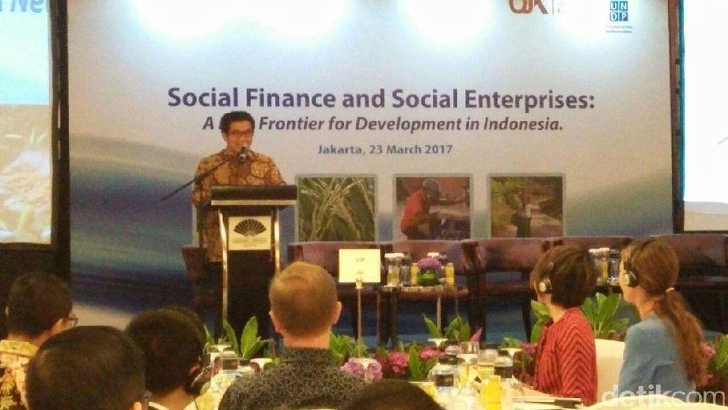 OJK Ajak Pengusaha dan Perbankan Biayai Proyek Sosial