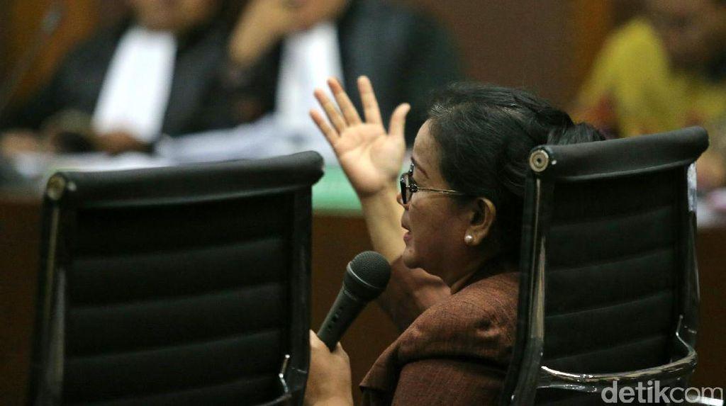 Sebelum Jadi Buronan, Miryam Haryani Sempat Bahas Praperadilan