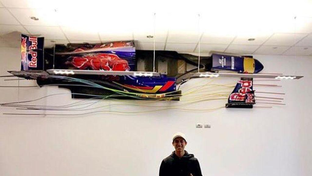 Jadi Pebalap Tes Toro Rosso seperti Mimpi untuk Sean