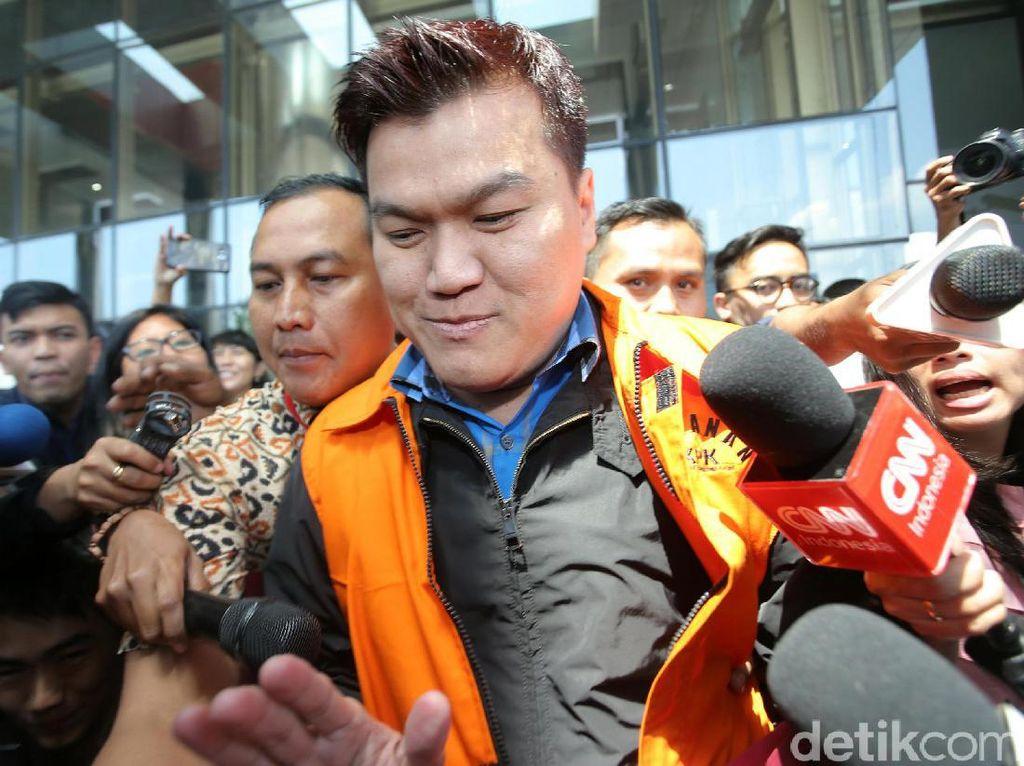 Andi Narogong Resmi Ditahan KPK