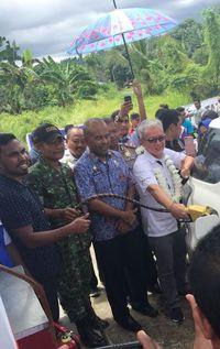 Harga BBM di Pulau Morotai Sekarang Sama dengan di Jawa