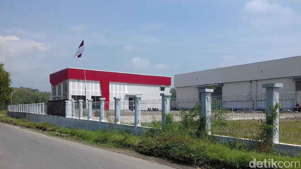 Pabrik Mobil Esemka di Boyolali