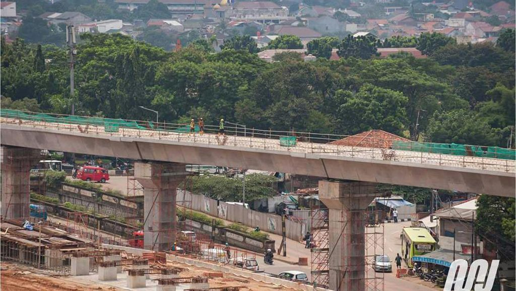 Proyek MRT Jakarta Sudah 67%, Begini Penampakannya