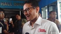 Sandiaga Cerita Diskusinya dengan Ahli Tata Kota Era Ali Sadikin