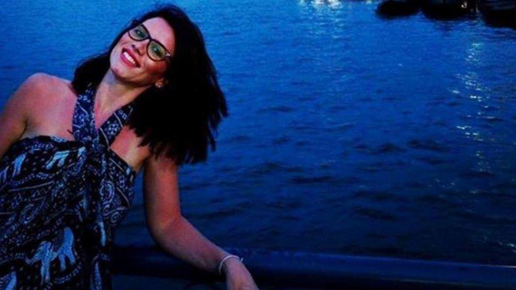 Ini Wanita Muda yang Jatuh ke Sungai Saat Teror di London