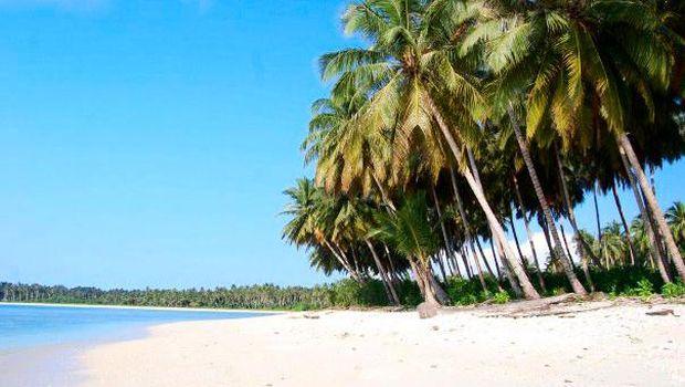 Pantai Mapaddegat di Mentawai (Imran Rusli/d'Traveler)