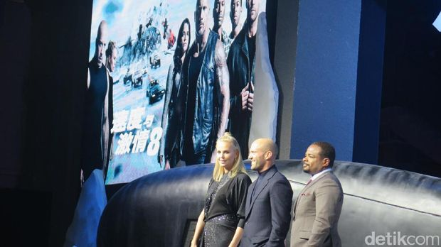 Tantangan F. Gary Gray Menggarap Film 'Fast and Furious 8'