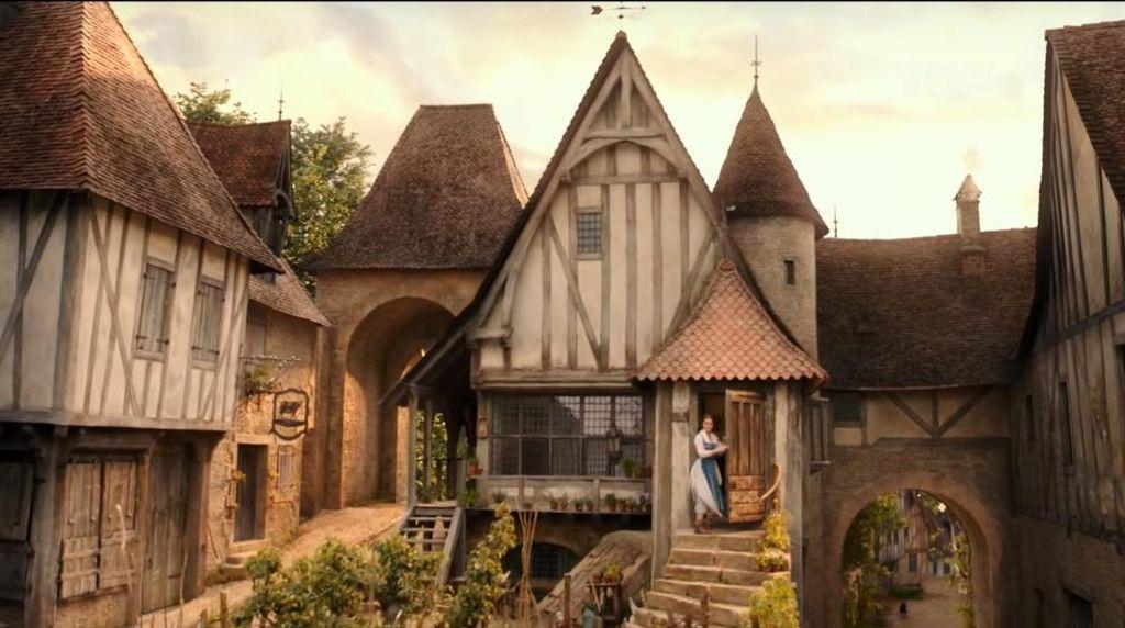 Ini Inspirasi Desa Cantik Dalam Film Beauty and the Beast