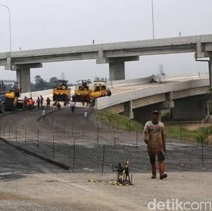 Arus Balik Lebaran, 64,81 Km Tol Trans Sumatera Dibuka Darurat