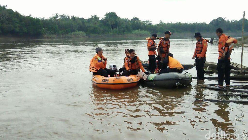 Ribut dengan Suami, Putri Terjun ke Sungai Musi