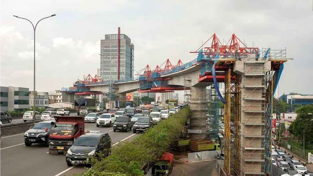 Jalur MRT Jakarta Terkoneksi Kereta Hingga Busway