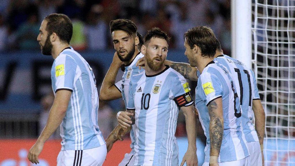 Kaget dengan Hukuman Messi, Argentina Akan Ajukan Banding
