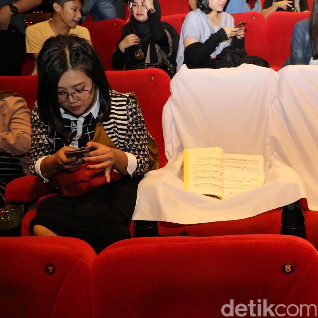 Serem! Bangku Kosong di Premiere Danur