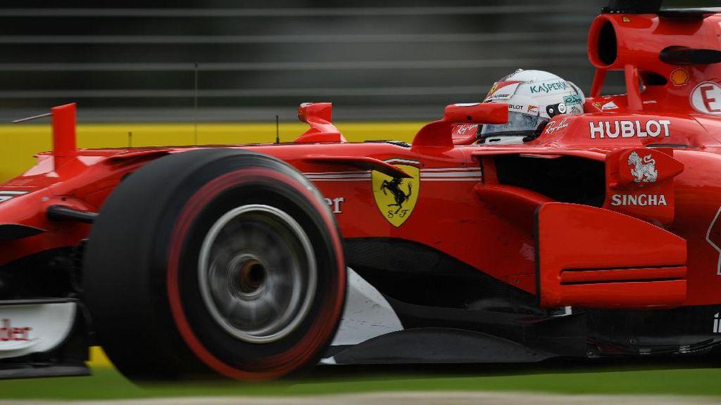 Vettel Merasa Sudah Oke, tapi Bisa Lebih Baik Lagi