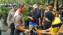 Polisi Ciduk Pelaku Curanmor yang Jual Motor Curiannya di Facebook