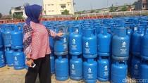 Warga di Yogya Protes Bau Gas, Pertamina Tutup Gudang Tabung LPG