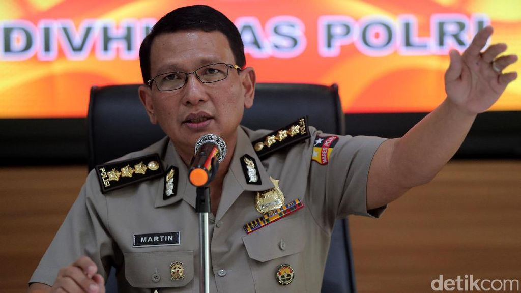 Polri Belum Terima Pemberitahuan Terkait Aksi 313