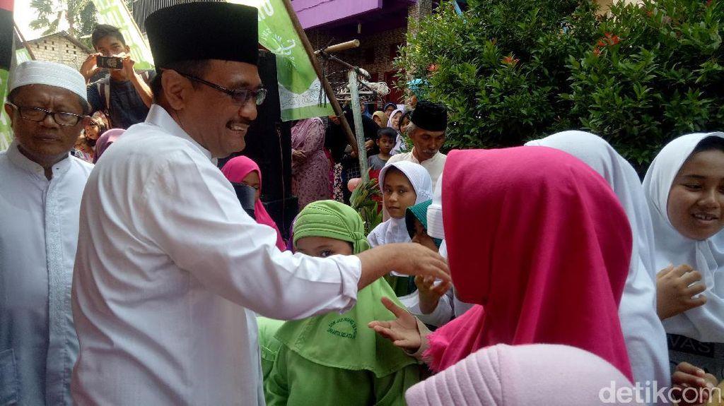 Setelah Jakbar, Djarot Janji Ada Masjid Raya di Jaksel dan Jaktim