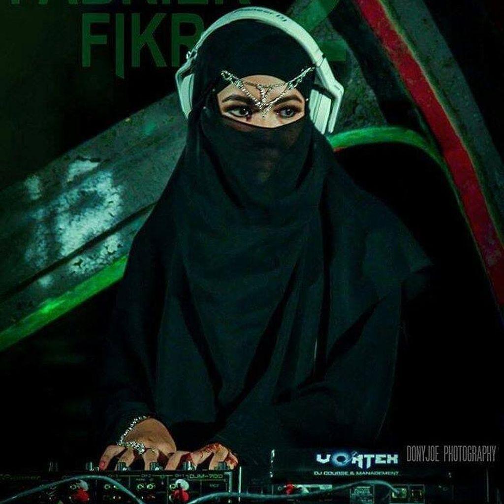 Ariska, DJ Berhijab Asal Solo yang Ingin Serius Bermusik