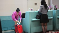PT JAS Siap Terapkan Larangan Bawa Laptop ke Kabin Pesawat