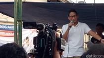 Sandiaga Janjikan Penyaluran Air Bersubsidi untuk Warga Tak Mampu