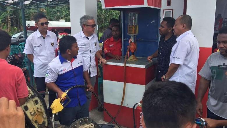 Pangkas Harga BBM di 21 Daerah, Pertamina Habiskan Rp 300 Miliar
