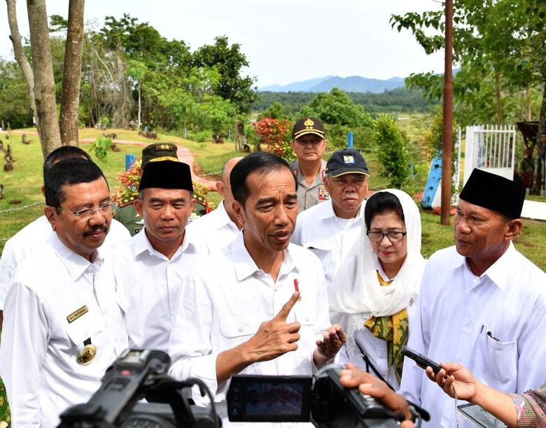 Jokowi: Kita Bersyukur Punya Kodrat Bhinneka Tunggal Ika
