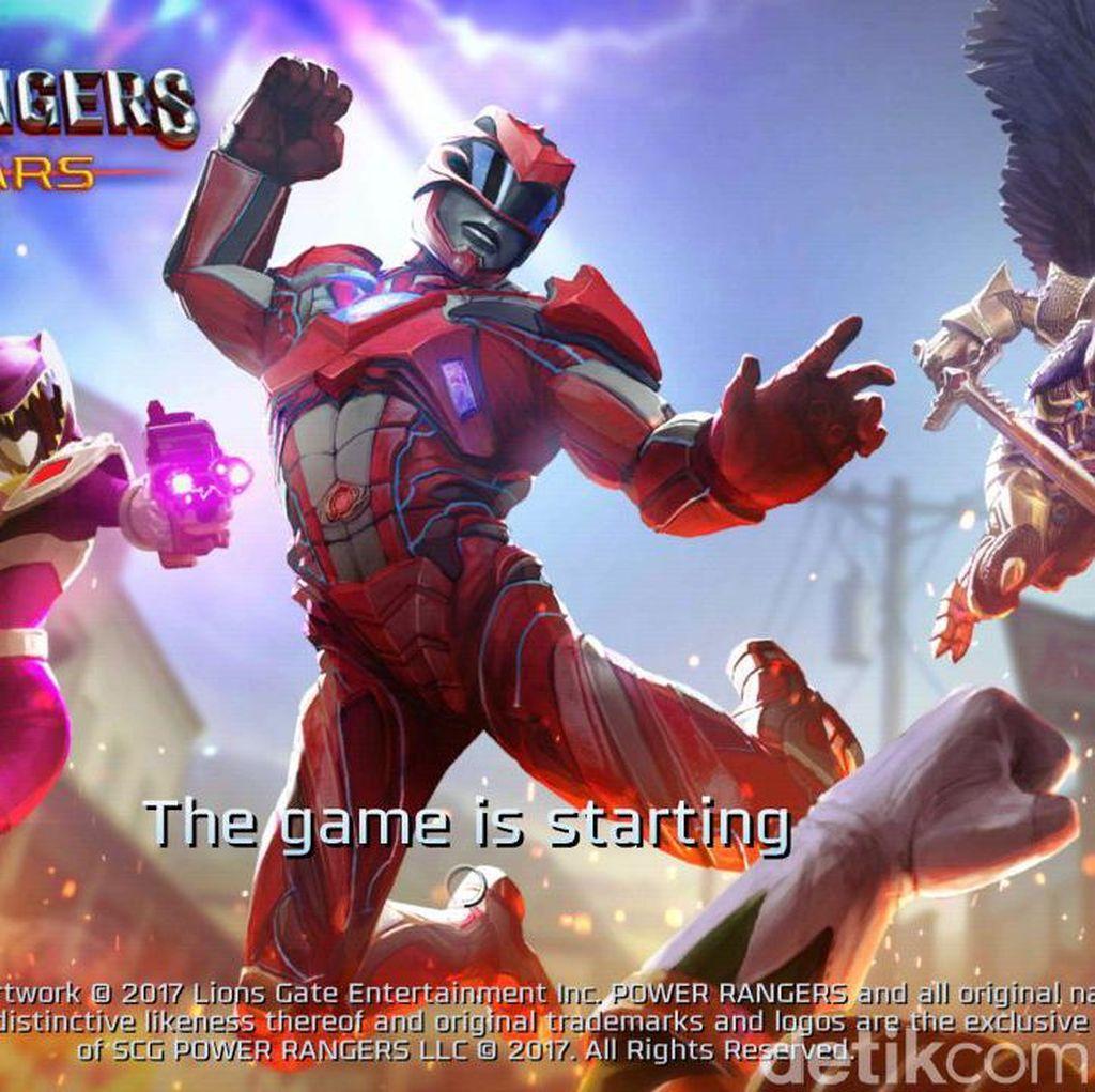 Power Rangers Legacy Wars: Saatnya Beraksi!