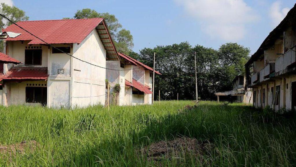 Mirip Rumah Hantu, Aset Negara Tak Terawat Ini Dihidupkan Lagi