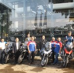 BMW Motorcycle Club Indonesia Resmi Berdiri
