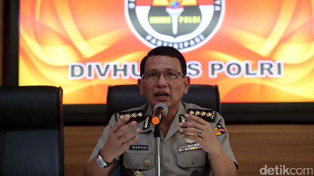 Polri Dalami Pertemuan Bomber Kampung Melayu dengan Pria di Cibubur