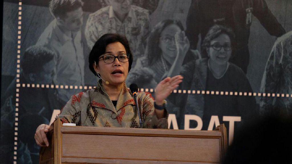 Sri Mulyani: Tak Boleh Ada Pemeriksaan Pajak di Kafe