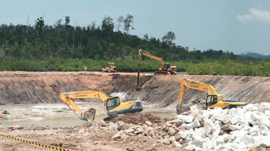 Strategi Jokowi Antisipasi Krisis Air Baku di Batam dan Bintan