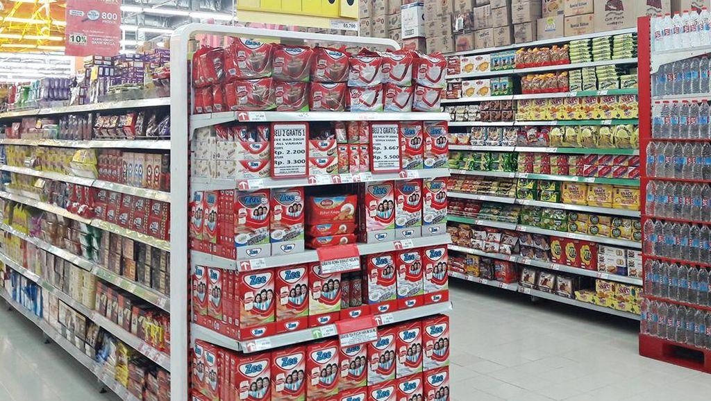 Beli 2 Gratis 1 di Promo Akhir Pekan Transmart dan Carrefour