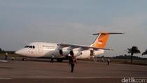 Sejak Dibeli, Baru Pertama Kali Pesawat Kepresidenan Diservis Besar