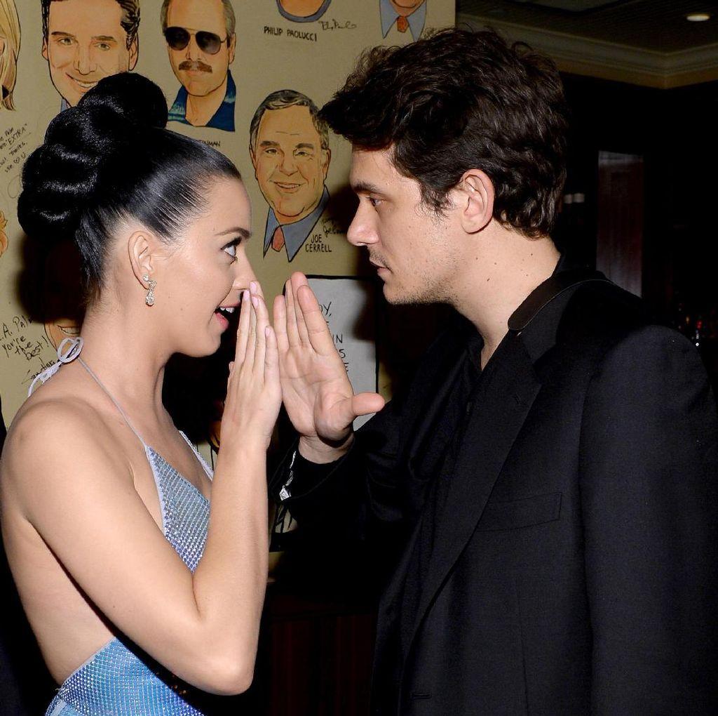 John Mayer Akui Lagu Barunya Tentang Asmara dengan Katy Perry