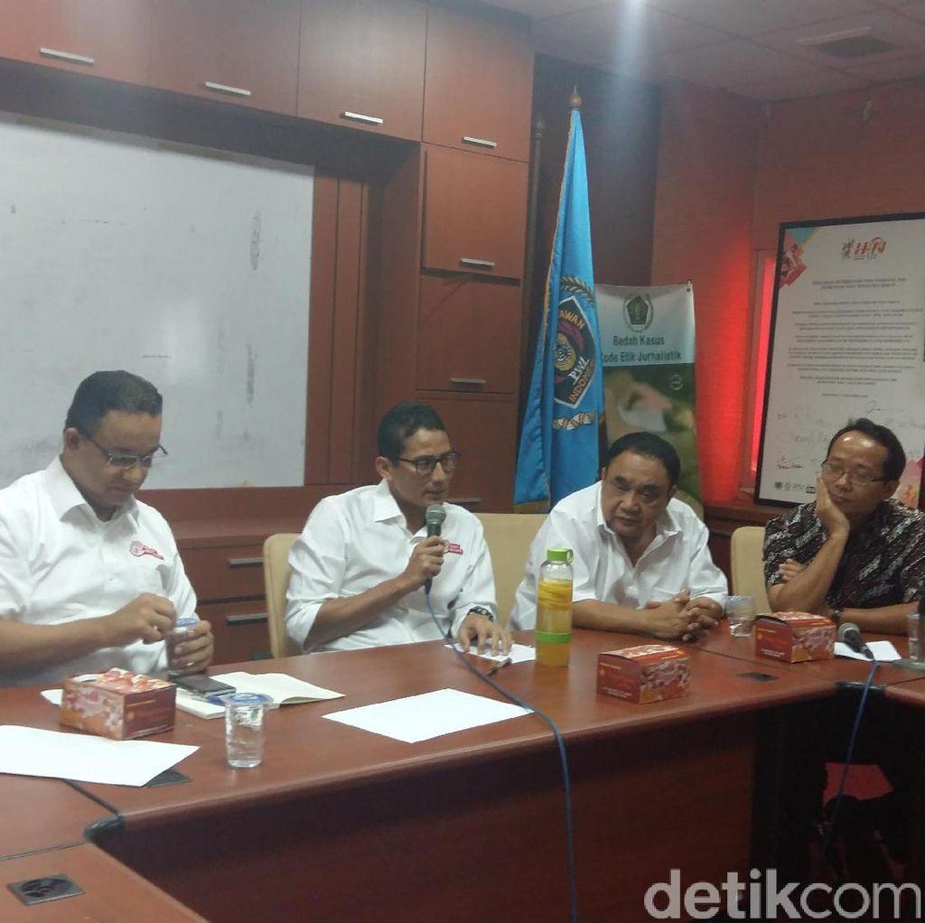 Anies Ingin Jakarta Optimal Terapkan Open Government