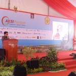OJK Pilih Kabupaten Lima Puluh Kota Luncurkan Program Aksi Pangan