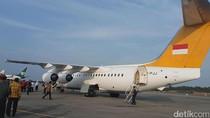 Servis Pesawat Kepresidenan Sudah Selesai, Siap Terbang Bawa Jokowi