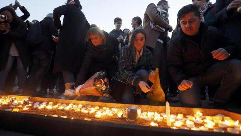 Obama dan Paus Fransiskus Doakan Korban Teror London