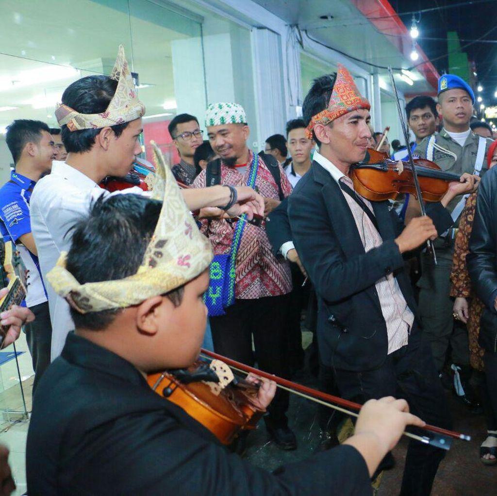 Walkot Palembang Buka Destinasi Baru Wisata Malam