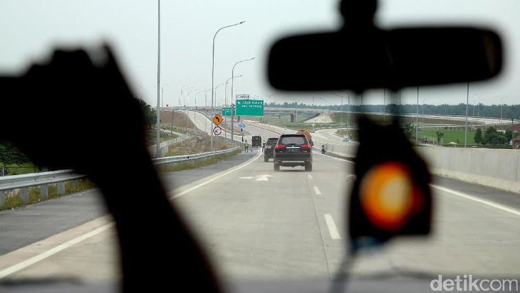 Begini Wujud Tol Medan-Kualanamu
