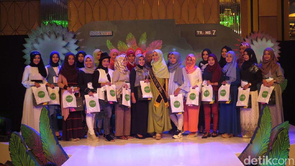 Hari Ini, 24 Besar Sunsilk Hijab Hunt 2017 Surabaya Hadapi Audisi Kedua