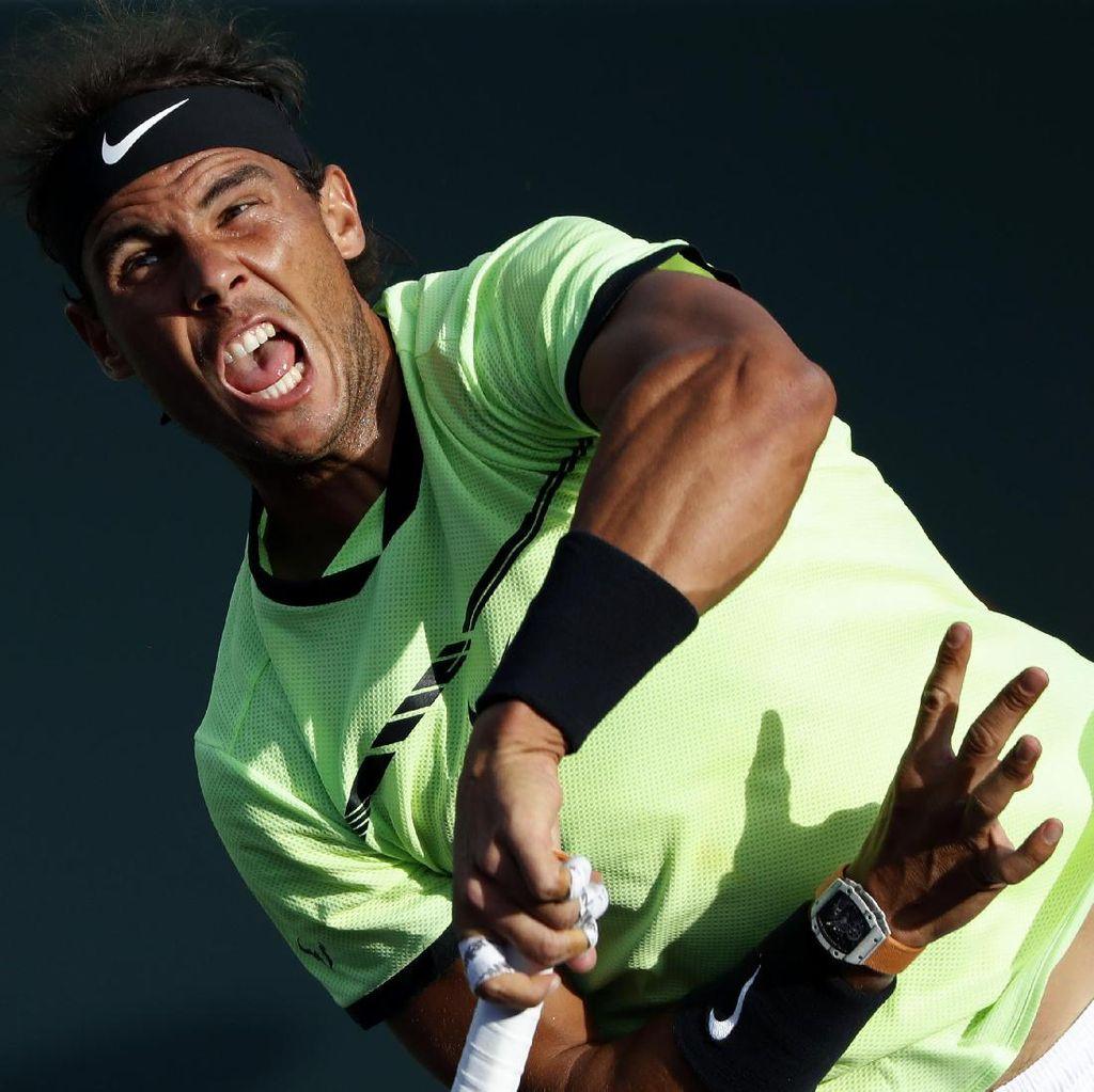 Nadal Lewati Rintangan Pertama