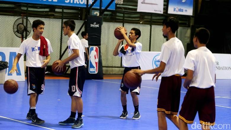 Selain Jakarta, Pencarian Bakat Jr. NBA 2017 Merambah Bandung dan Surabaya