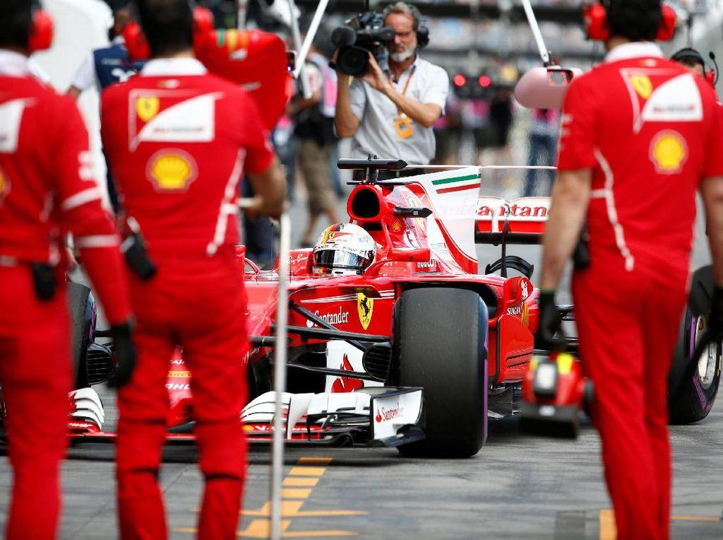 Vettel Merasa Berpeluang Menang di Australia