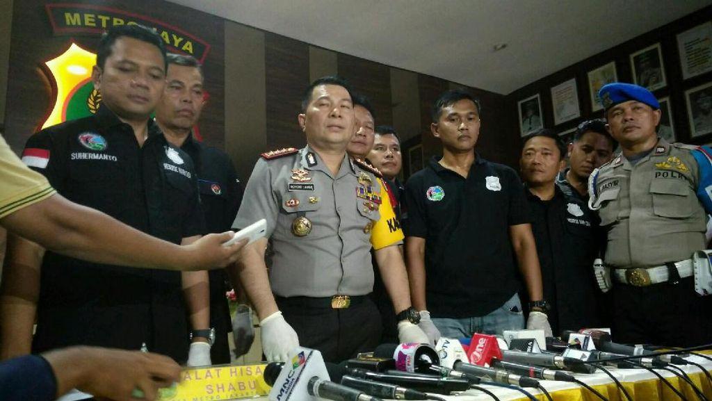 Penangkapan Ridho Rhoma, Polisi Terima Laporan Ada Pesta Narkoba